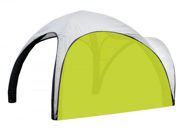 Tentastic Inflatent Seitenteil geschlossen, aufblasbares Zelt, Kategorie Faltzelt und Faltpavillon