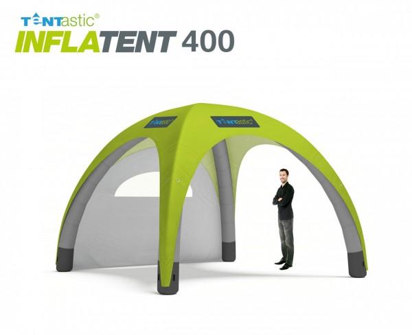 Tentastic Inflatent 400, aufblasbares Event-Zelt, für Messen, Verkauf und Events