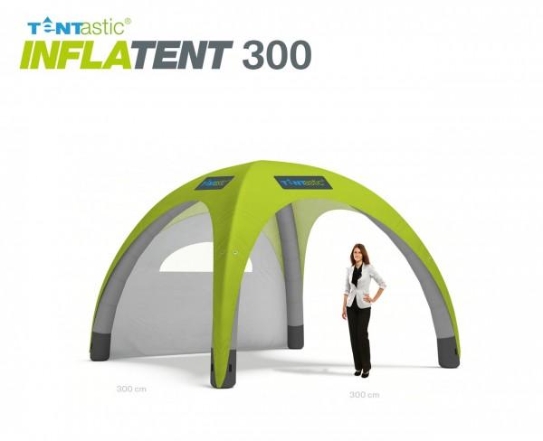 Inflatent 300 - aufblasbares Event Zelt
