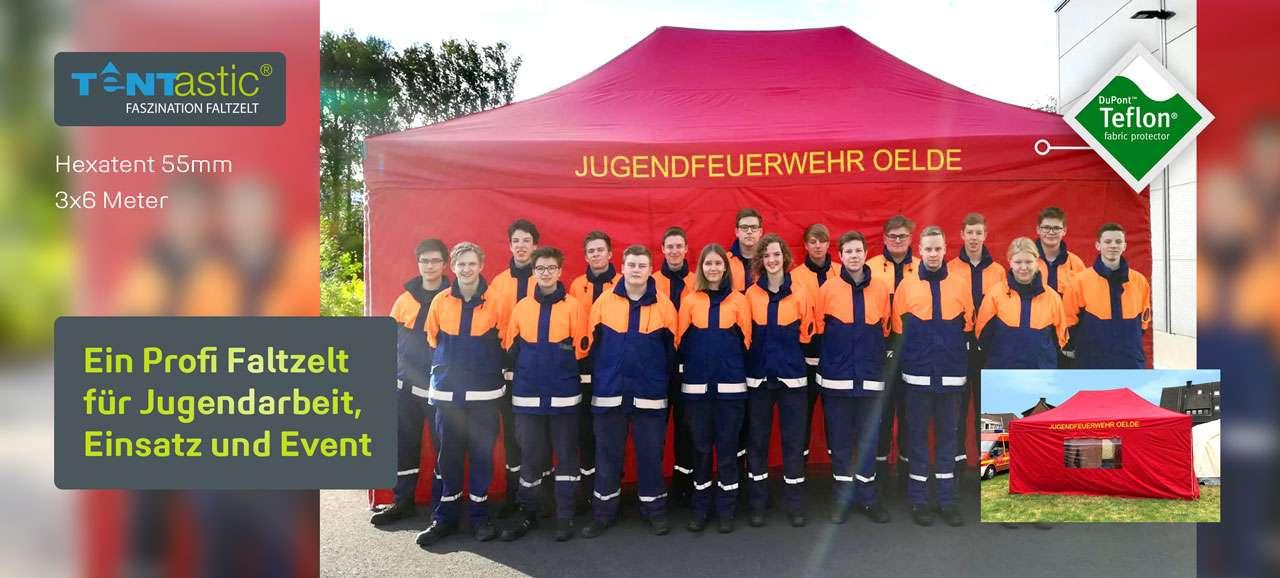 Tentastic-Faltzelt-3x6-Klappzelt-Pavillon-Feuerwehr