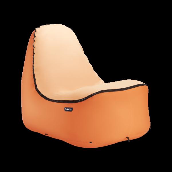 Zubehör TRONO Chair Wechselbezug Orange