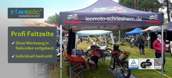 Tentastic-Faltpavillon-Faltzelt-Leomoto-Racing-Pavillon