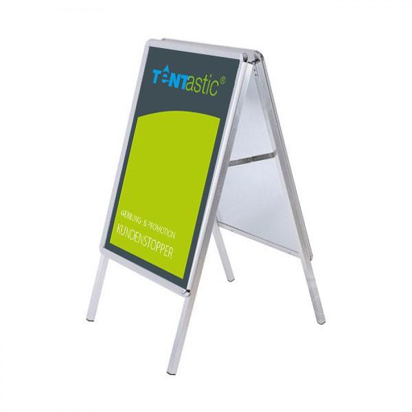 Tentastic Kundenstopper, für verschiedene DIN-Größen, für Faltzelt oder Faltpavillon