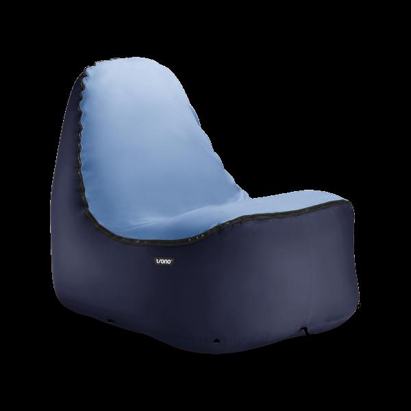 Zubehör TRONO Chair Wechselbezug Blau