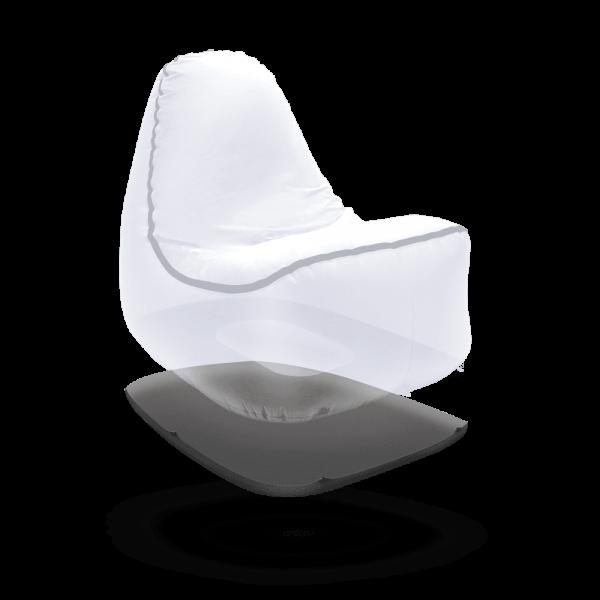 Zubehör TRONO Chair Bodenschutz