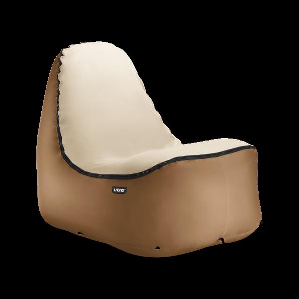 Zubehör TRONO Chair Wechselbezug Bronze