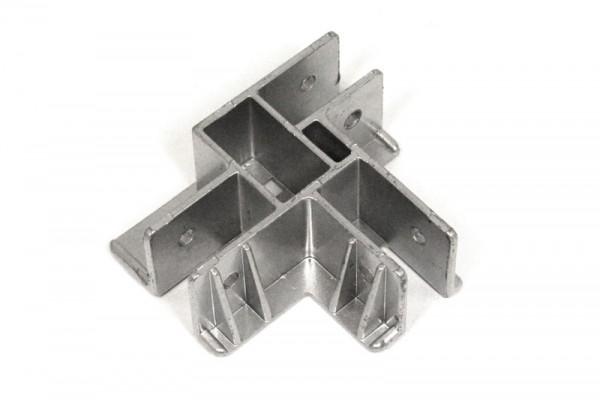 Ersatzteil Tentastic Faltzelt Hexatent W, 3-Wege Dachstreben Verbinder