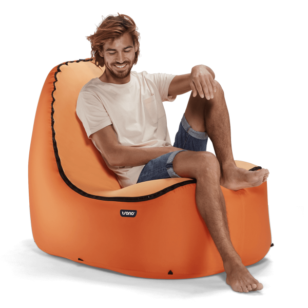 TRONO Chair Orange