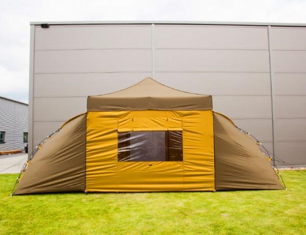 MaximumHome3 - Das große Camping Zelt für bis zu 9 Personen
