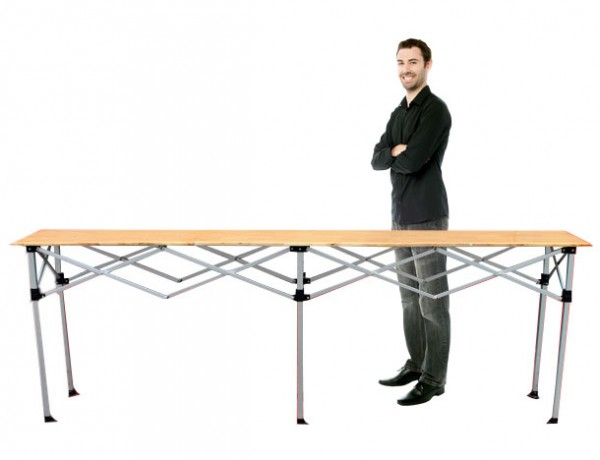 Falttisch / Theke in verschiedenen Größen